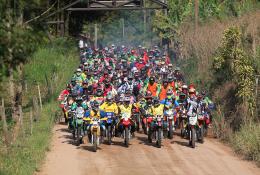 Bananalama é o maior encontro de trilheiros do mundo