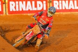 Roman Jelen, piloto de motocross do Team Rinaldi