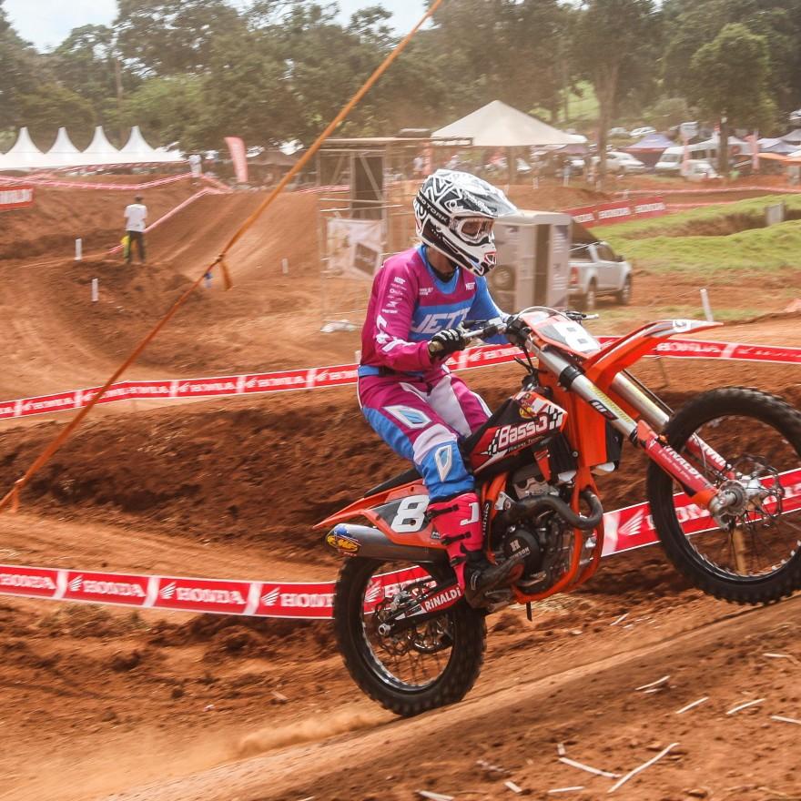 O Gaúcho de Motocross será mais uma competição que Maiara Basso disputará ao longo deste ano